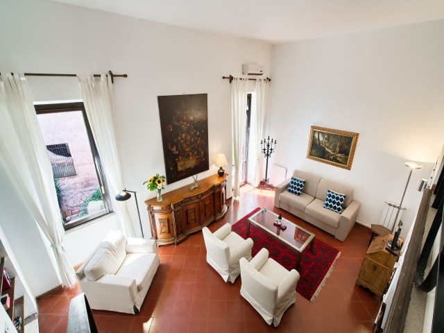 Rome Unique Clementina Colosseum 1 bedroom